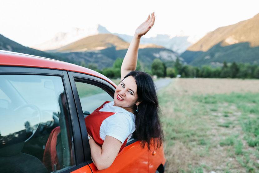 Sasha Naslin, a travel blogger @ The Alternative Travel Guide