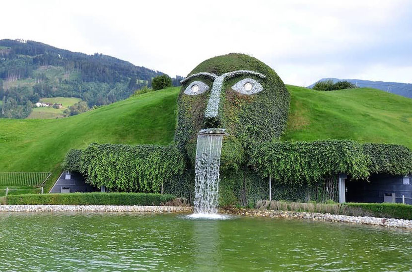 Unique things to do in Austria - visit Swarovski museum in Wattens