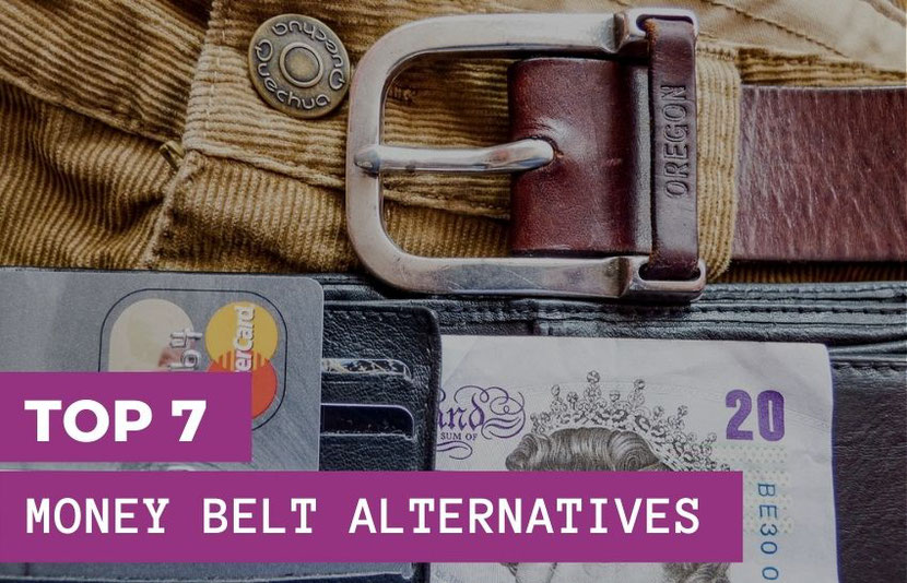 Money belt alternatives