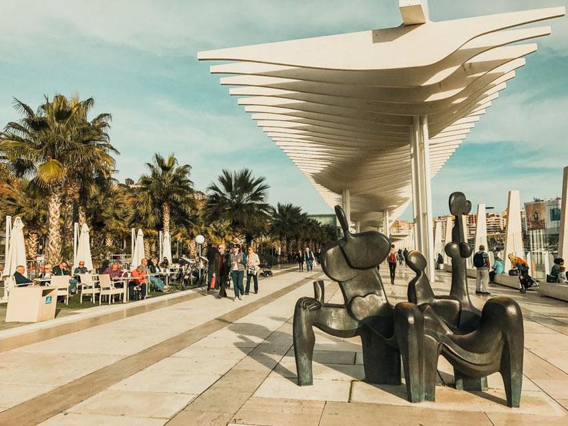 Malaga in March