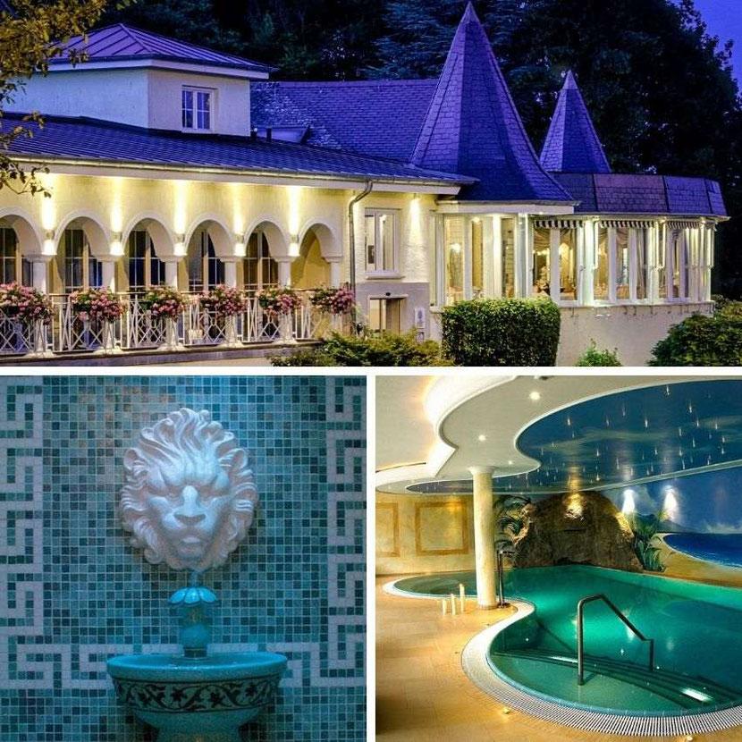 Domaine de la Forêt - a wonderful spa hotel in Luxembourg