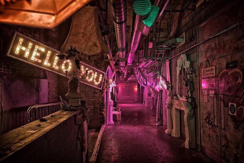 The Vaults London