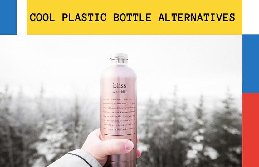 sustainable plastic bottle alternatives