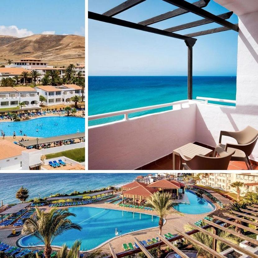 Morro Jable area of Fuerteventura Canary Islands