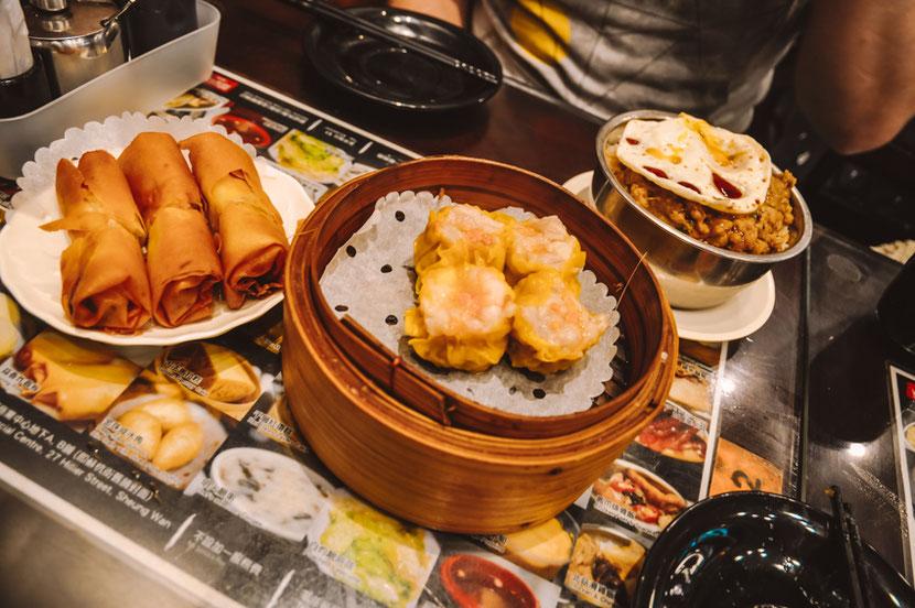 самые вкусные димсам в мире находятся в Гонконге