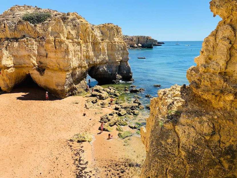 Faro in March