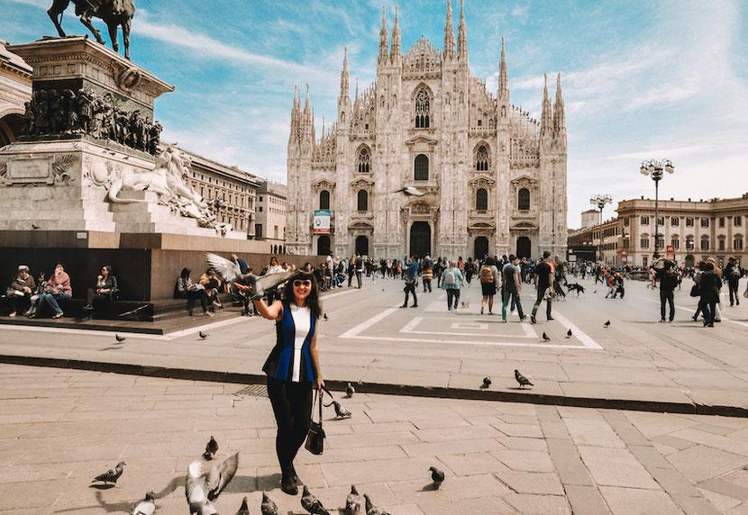 Альтернативный путеводитель по Милану