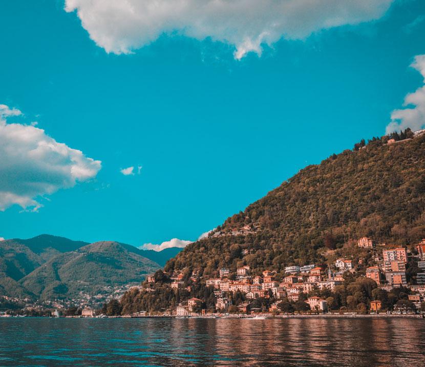 как добраться на озеро Комо из Милана