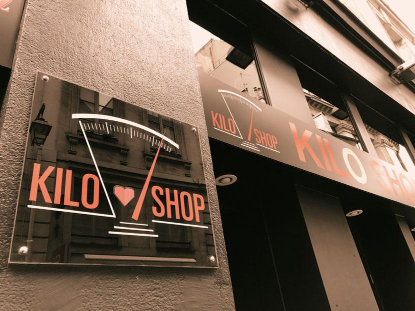 винтажные магазин сэконд-хэнд в Париже