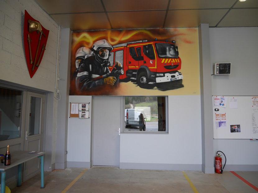 fresque-murale-sapeurs-pompiers-sdis-cis-