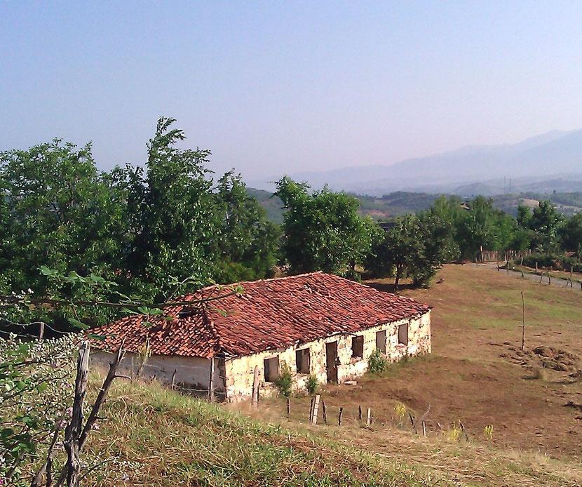Ish-shkolla fillore në Dars (Ex-école primaire à Dars), 2011