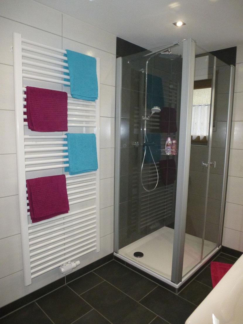 Neues Wohlfühl-Badezimmer