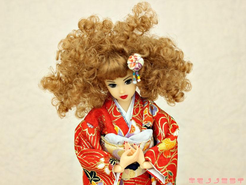 momoko kimono,momoko 着物,ジェニー 振袖