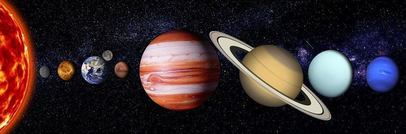 Le culte des astres est l'astrolâtrie. Jupiter est associé à Mardouk, dieu principal de Babylone puis au Zeus Grec et au Jupiter Romain. Le soleil est associé à Shamash, dieu de la justice et à Hélios grec et au Sol romain.