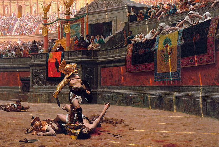 Les chrétiens fuient les spectacles sanglants de gladiateurs et de mises à mort en public et d'exécutions de criminels, refusent de prendre part à la barbarie, pour eux l'avortement est un meurtre, comment peut-on les accuser d'anthropophagie?