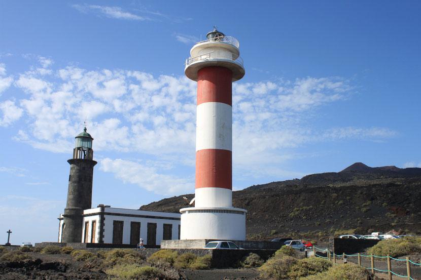 Der südlichste Punkt der Insel-Faro de Fuencaliente.