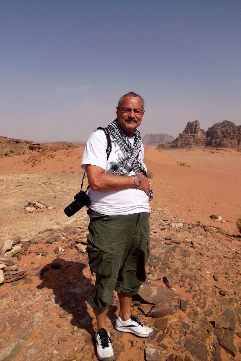 Wadi Rum Jordanien,siehe auch meine Jordanienseiten.