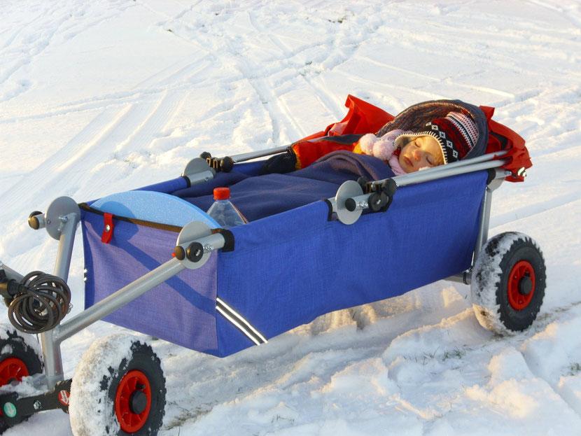 ulfBo im Schnee