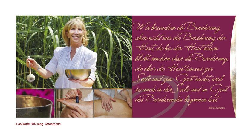 Kartengestaltung und Kartendruck für Heilpraktiker in Ebersberg