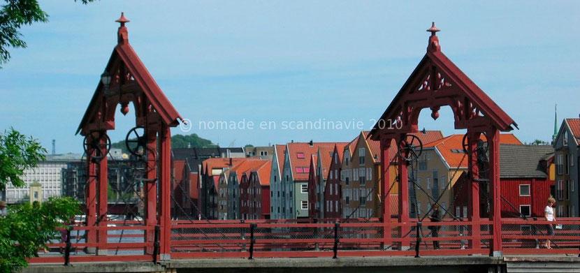 Trondheim: Gamle Bybro