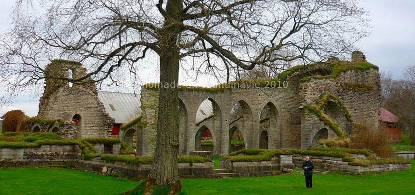 monastère d'Alvastra