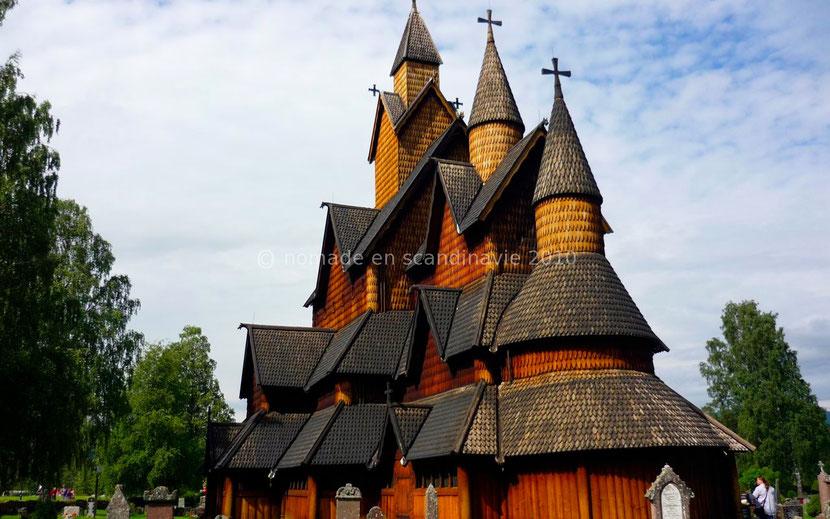 Stavkirke d'Heddal