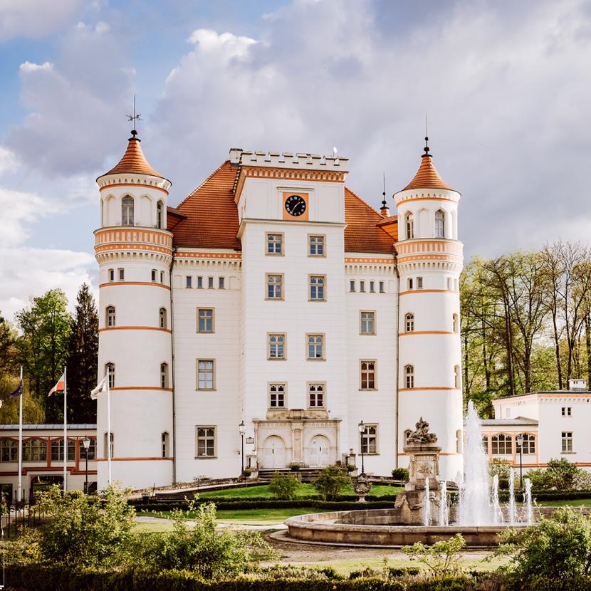 Palace - Hotel near Wroclaw, Poland