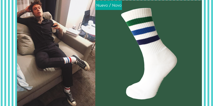 Calcetines Skate, Calcetines blancos, Calcetines Gucci