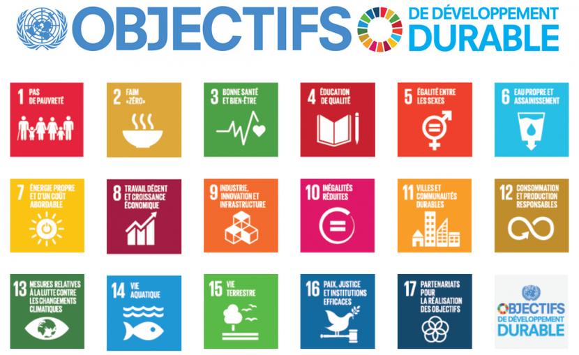 Les 17 objectifs de l'ONU font appel aux aspirations font appel aux sentiments les plus nobles et visent un idéal planétaire. Il n'est pas étonnant que la terre entière soit en admiration devant la bête dont la blessure mortelle a été guérie !