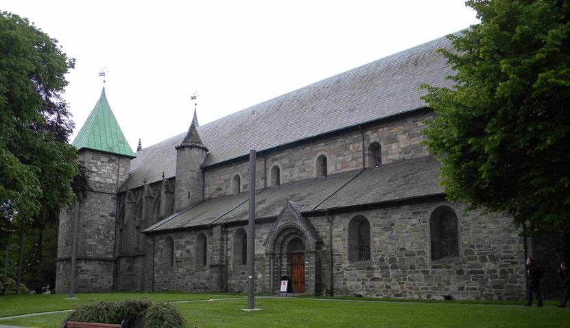 Domkirche in Stavanger