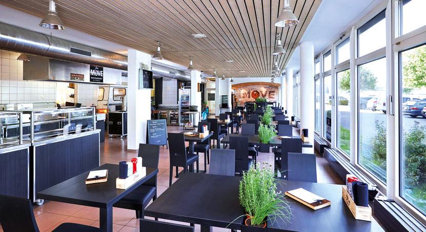 Menüs regional frisch Thun Uetendorf Neu fein
