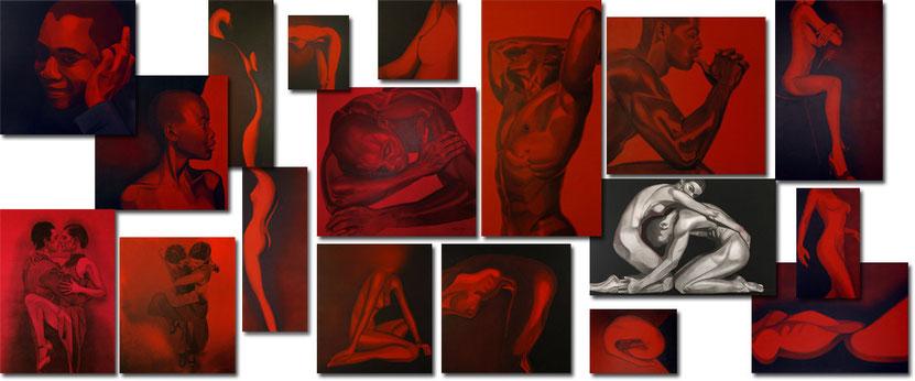 Das nackte Rot - Sonny Lindgens, 2005-2006