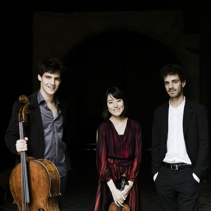 Trio Les Esprits - © Lyodoh Kaneko