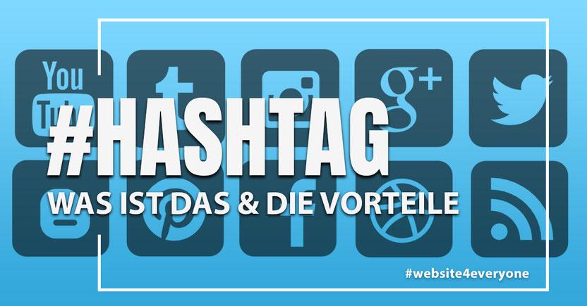 was ist ein hashtag