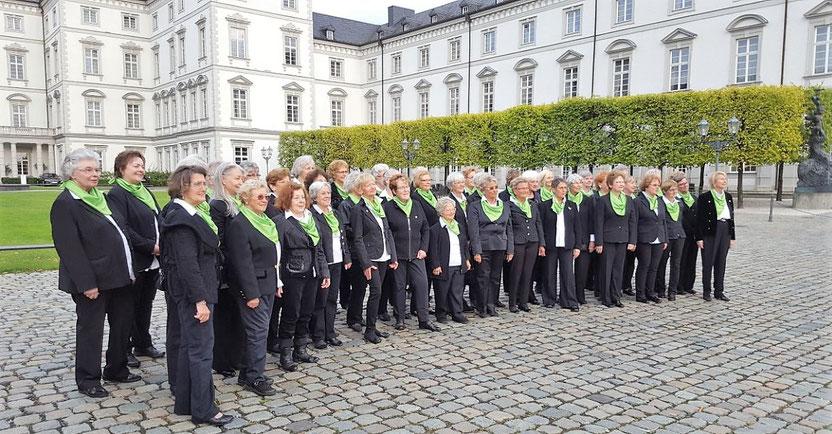 Frauenchor der Harmonie Bensberg
