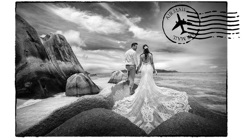 Deutscher Hochzeitsfotograf Seychellen