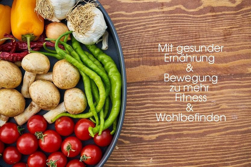 Gesunde Ernährung Fitness
