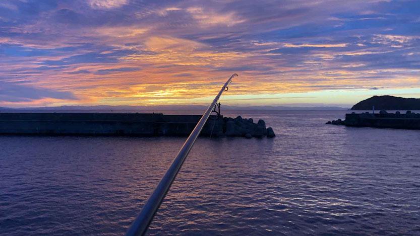 青物祭り 淡路島 羽生港の釣り・ショアジギング