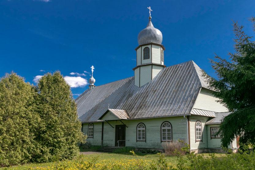 Utenos Šv. Mykolo sentikių cerkvė atsirado po Nepriklausomybės