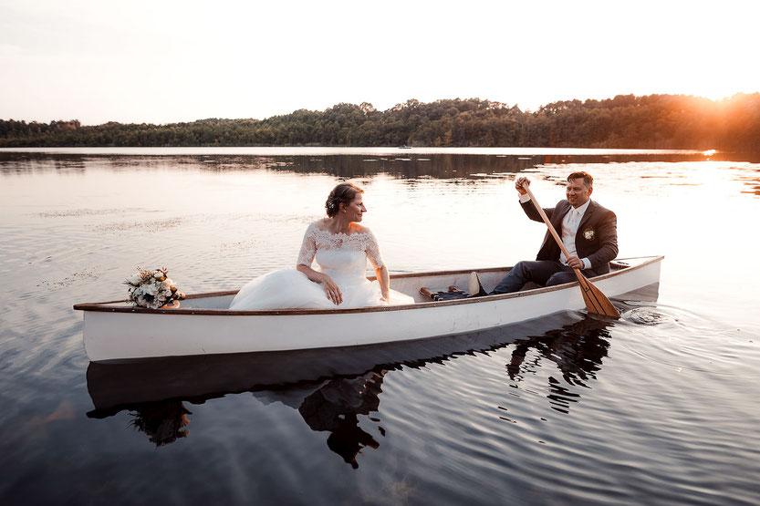 Heiraten im Haus am Bauernsee in Dobbrikow