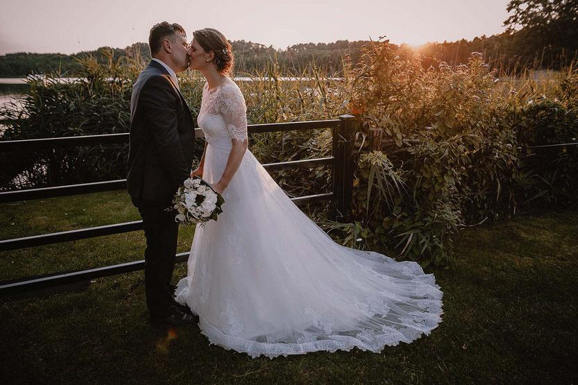 Hochzeitsfotos Haus am Bauernsee