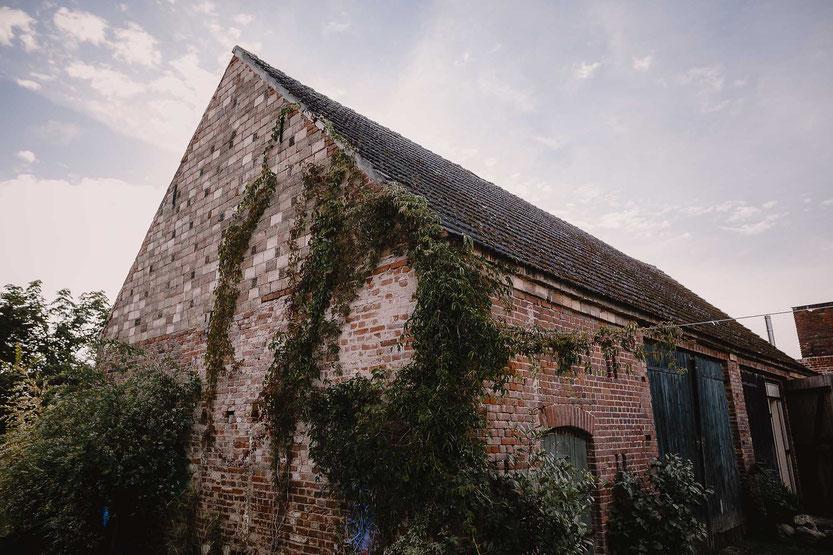 Scheune Haus am Bauernsee