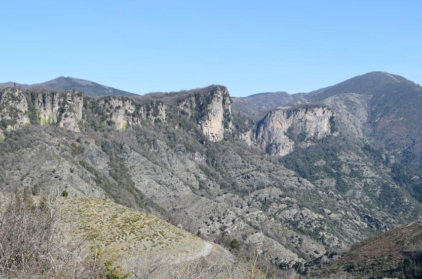 Monts de Lacaune, France