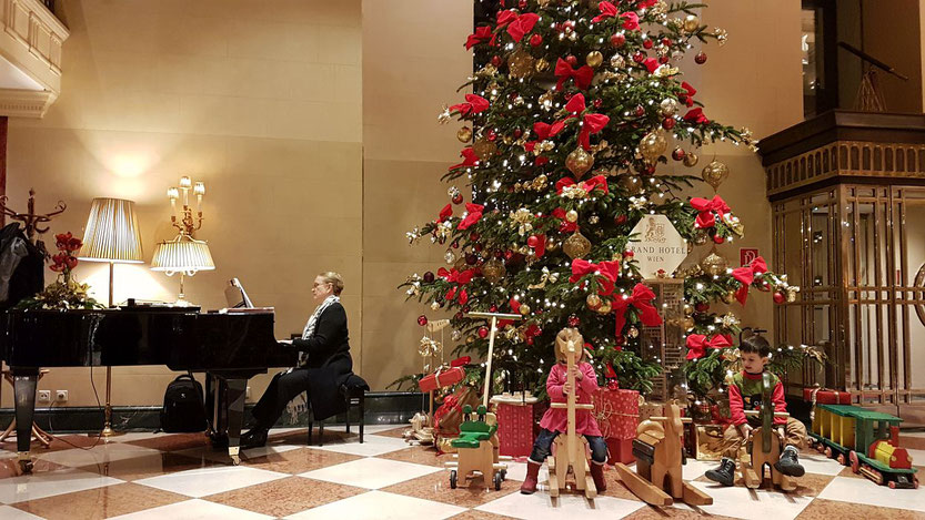 Anna Grand Hotel, Wiener Innenstadt, Wien zu Weihnachten, Reisetipps Wien