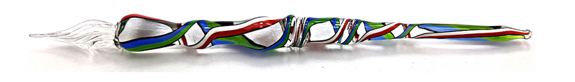 Glasfeder - Info Was sind Glasfedern?