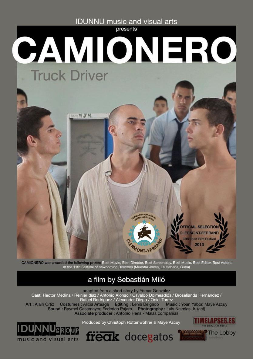 Banda Sonora de Maye Azcuy para el cortometraje CAMIONERO (Truck Driver)