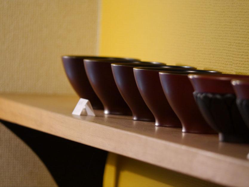 鎌倉漆工房いいざさ|飯椀(めしわん)