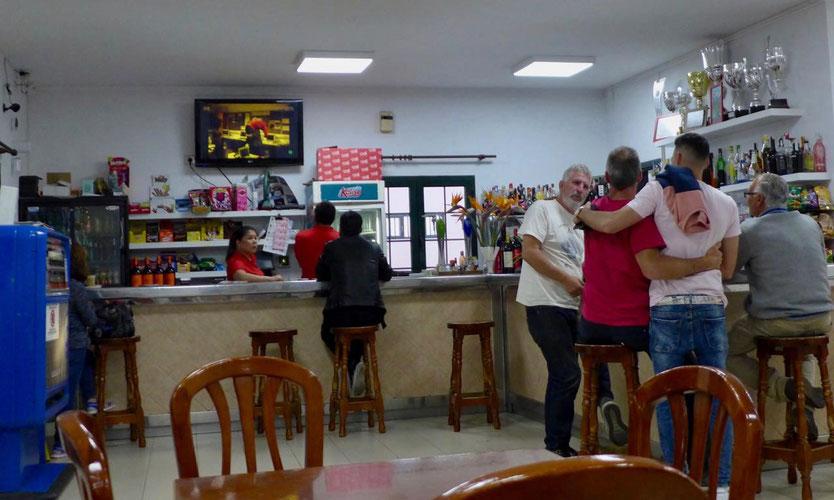 Teleclub Lokal Centro  Sociocultural Tao Lanzarote