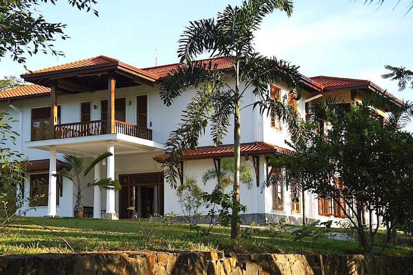 Niyagama House bei Galle