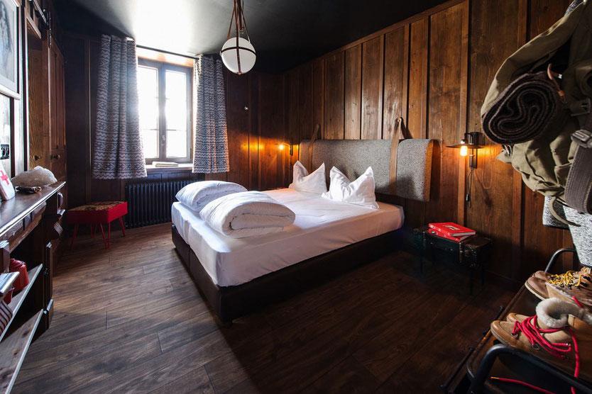 ehemaligex Grand Hotel Montenvers Mer de Glace Chamonix
